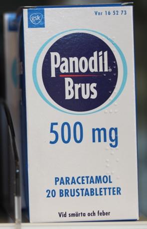 panodil brus